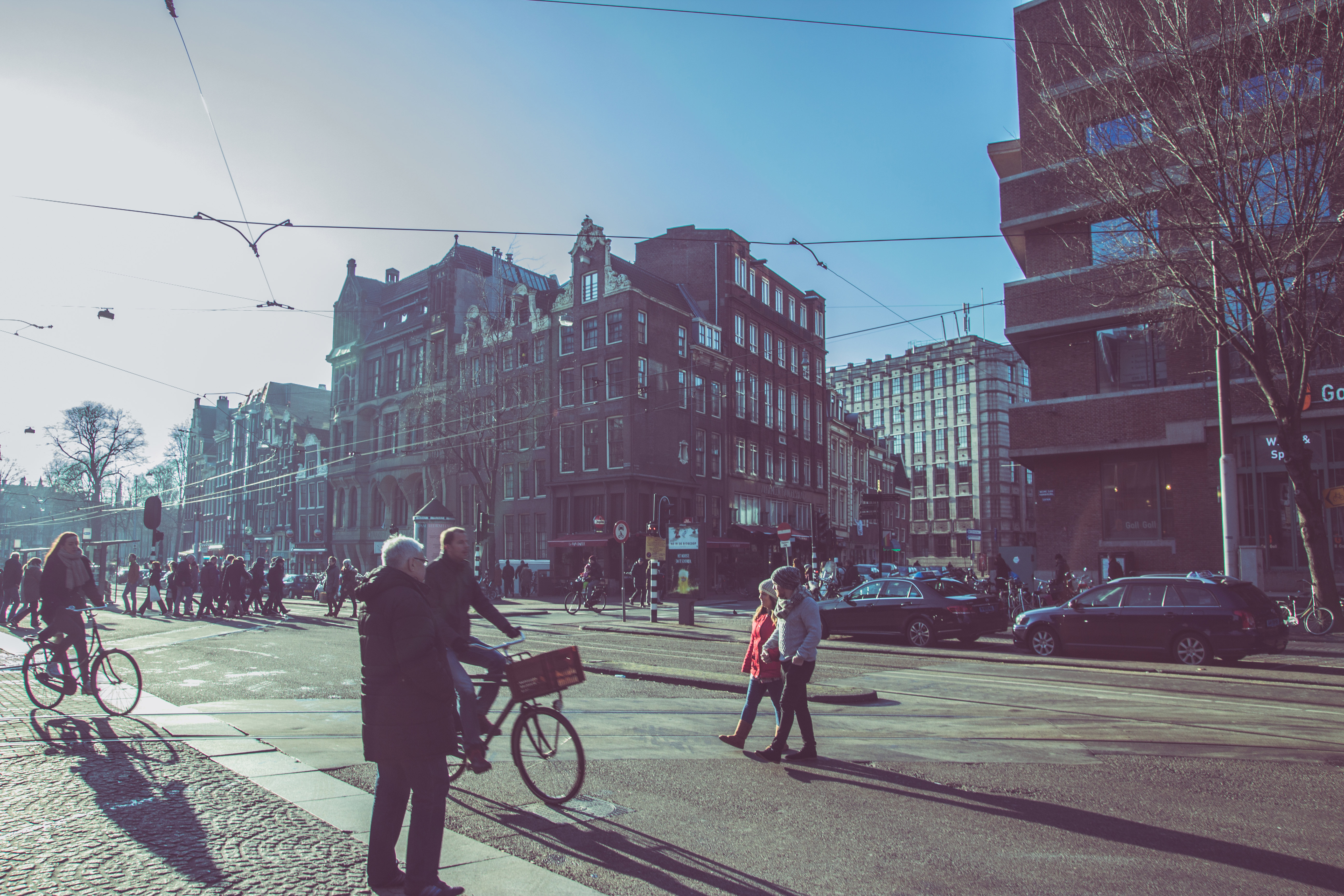 Sustainable mobility: the key to efficiency in cities